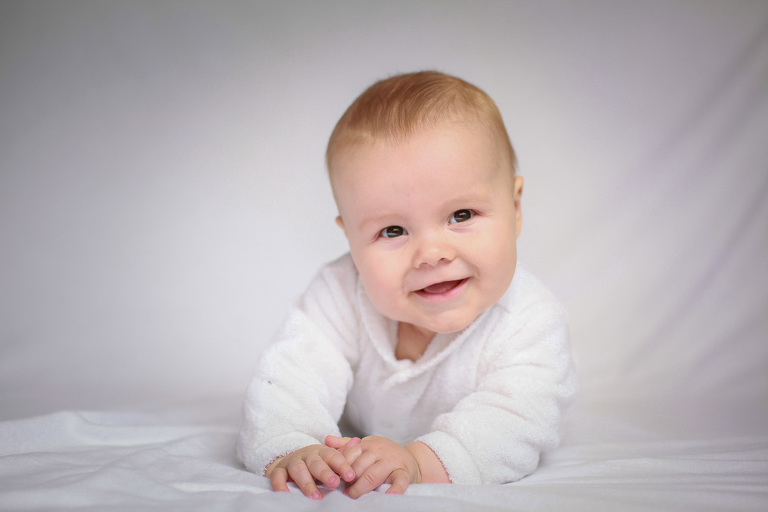 6 month old baby picture south jordan utah