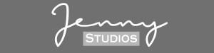 Jenny Studios logo signature