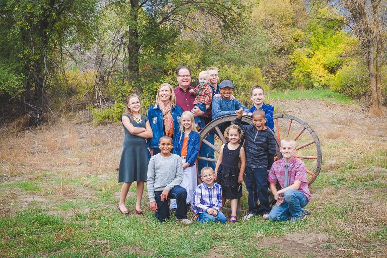 Wheeler Farm Extended Family Photos -0537