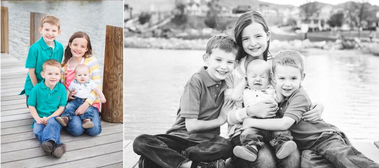 Utah childrens portraits
